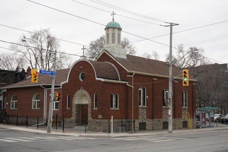 Црква Светог Саве у Торонту