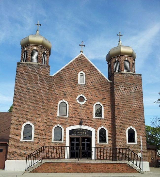 Црква Светог Димитрија у Виндзору