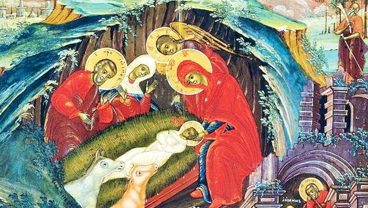 The Nativity Encyclical of His Grace Right Reverend Dr. Mitrophan Bishop of Canada