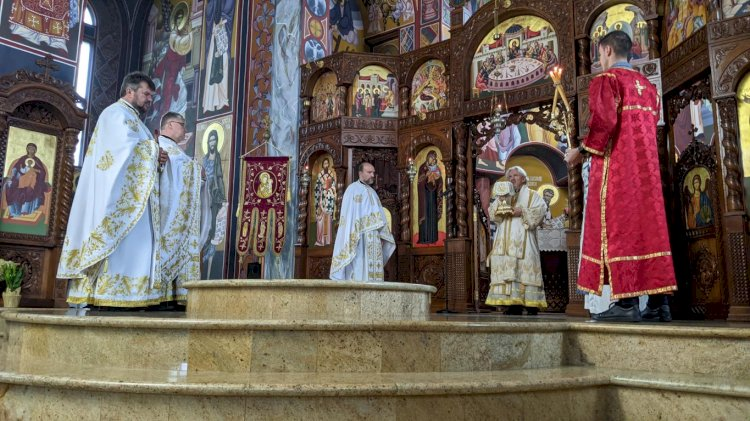Сабор Срба светитељâ - слава цркве у Мисисаги
